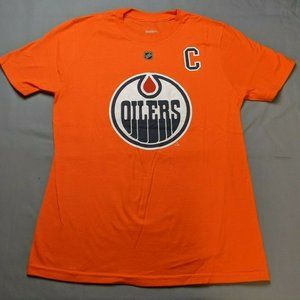NHL Edmonton Oilers Connor McDavid #97 Youth Tee